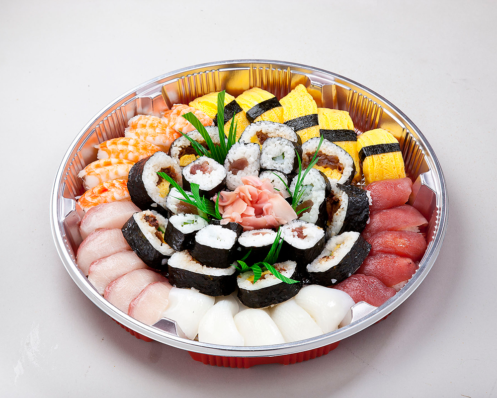 寿司盛り 梅