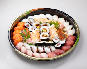 寿司盛り 竹