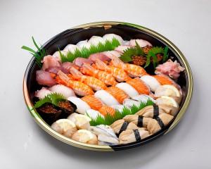 寿司盛り 松